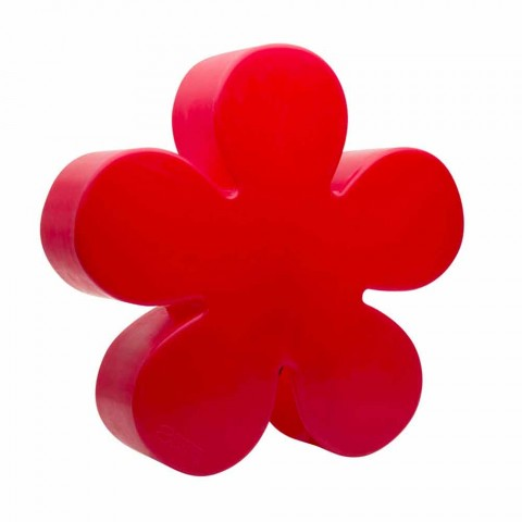 Design moderno de abajur ou abajur com flor colorida - Fiorestar
