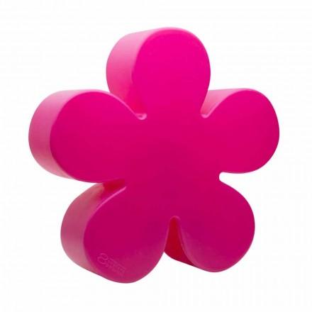 Abajur ou abajur na forma de uma flor colorida, ataque solar - Fiorestar