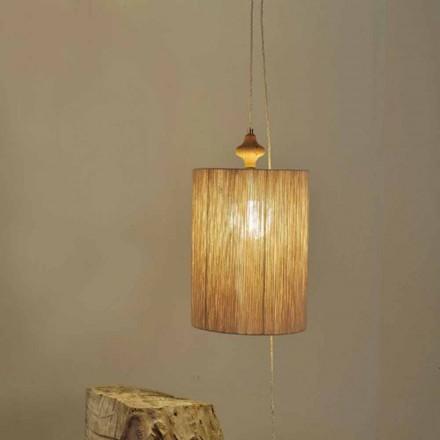 Luminária de pé design moderno Bois