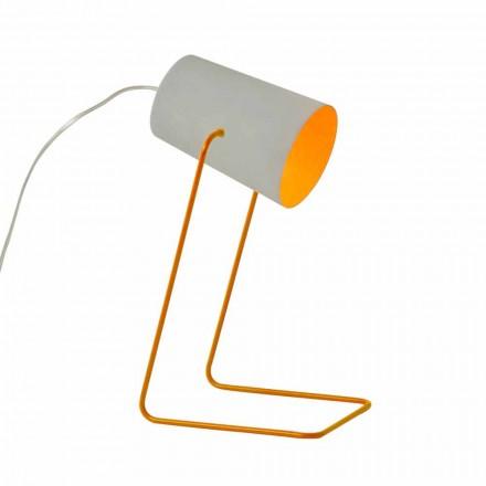 Candeeiro de mesa Design de interiores In-es.artdesign Paint T efeito concreto