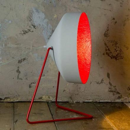 Luminária de pé design In-es.artdesign Cyrcus F Betão pintado