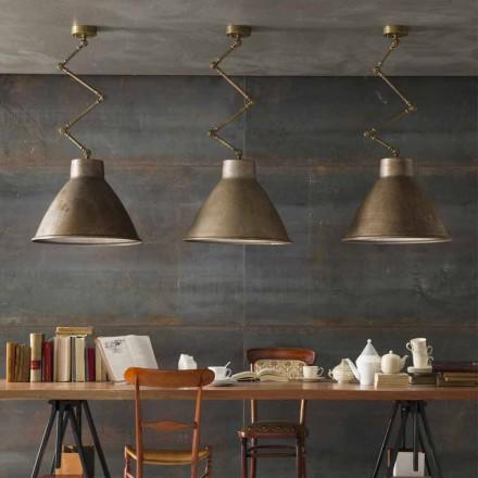 Luminária pendente design industrial Loft Big Il Fanale