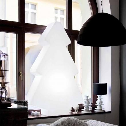 Mesa / piso para interior Luminária para árvore de Natal, Lightree, fabricada em Itália