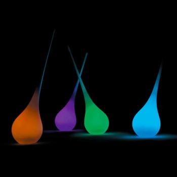 Abajur RGB Vaso de decoração com design de plástico - Ampola by Myyour