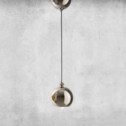 Lâmpada Suspensa Moderna em Cerâmica Made in Italy - Lustrini L5 Aldo Berrnardi