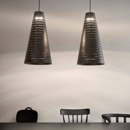 Lâmpada Suspensa de Design Feita da Itália Made in Italy - Cervino Aldo Bernardi