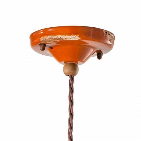 Cerâmica artesanal vintage candelabro design Cameron Ferroluce