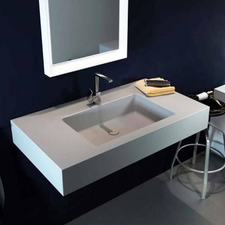 Design moderno pingente pia em Luxolid fez 100% na Itália, Ruffano