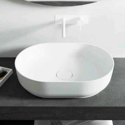 Lavatório de design autônomo banheiro feito na Itália Dalmine Medium