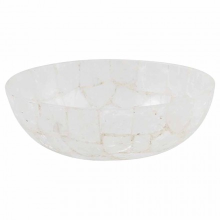 Pia do banheiro de bancada de pedra design - Baceno