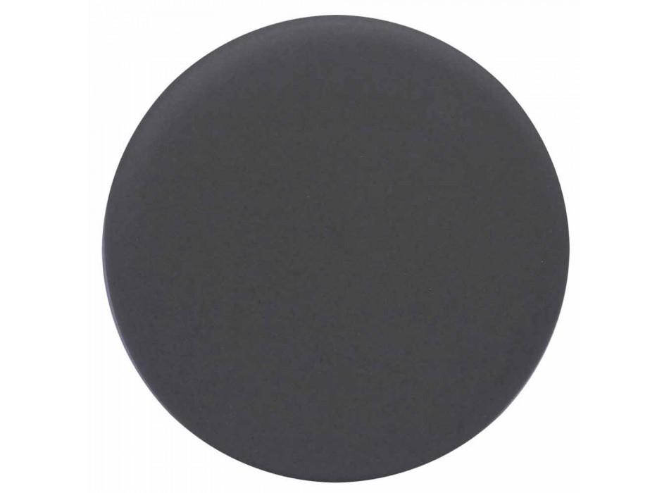 Bancada retangular moderna ou lavatório suspenso 60x30 cm em cerâmica - ato