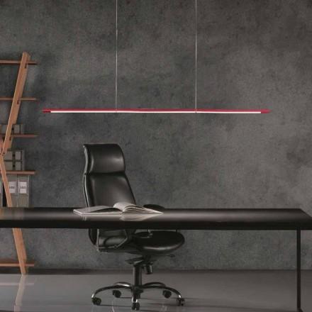 Luminária pendente ajustável de 360 ° Leucos Volta com dimmer de toque