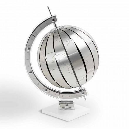 Globo de mesa de design moderno mundo, feito na Itália