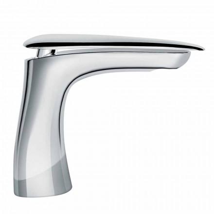 Misturador para lavatório de bancada em latão Made in Italy - Miriade