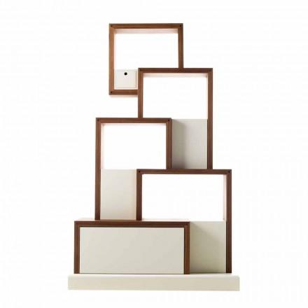 Mobília de madeira do armazenamento do projeto moderno de Grilli My Cat feita em Itália
