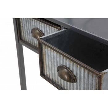 Armário de banheiro de ferro moderno industrial - Pome
