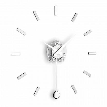 Relógio de parede design moderno Baba Pendolo