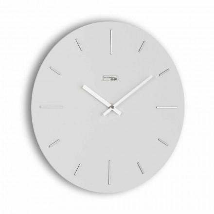 Moderno relógio de parede Stratos
