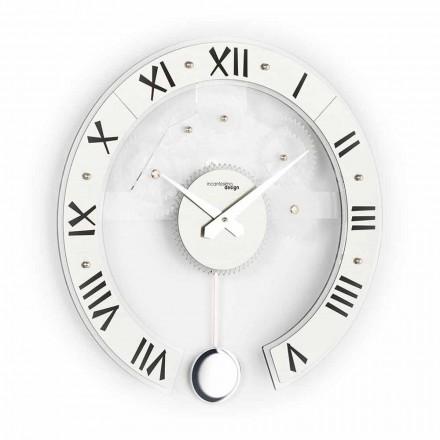 Relógio de parede design moderno Betty Pendolo