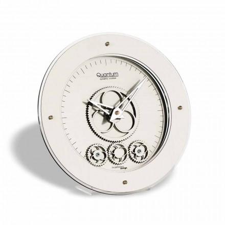 Relógio de mesa-redonda moderno Atlantico