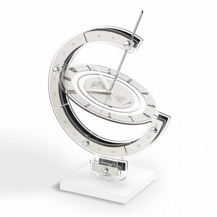 Made in Italy relógio de mesa Venere, design moderno
