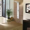 Bossini 4 shower painel de aço inox Manhattan Column by