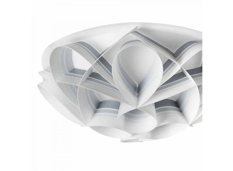3 luzes lâmpada do teto feita na Itália de design moderno, diam. 51 cm, Lena