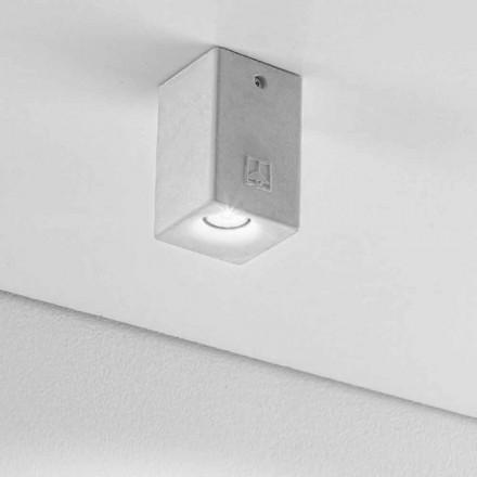 Forma quadrada moderna de teto LED para exterior Nadir 2