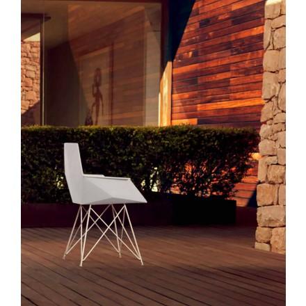 Poltrona de jardim Moder coleção Faz by Vondom, designer Ramòn Esteve