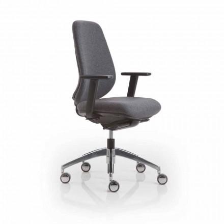 Cadeira de escritório design moderno Pratica by Luxy