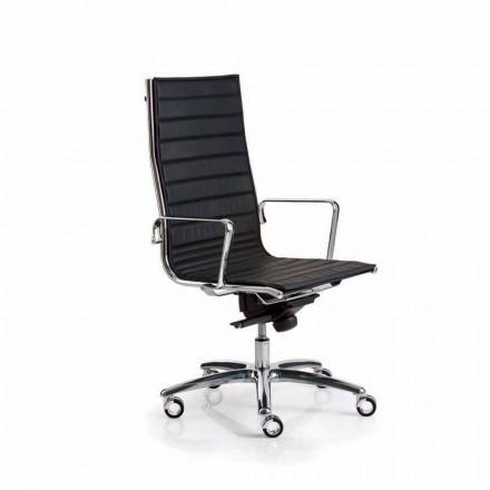 Couro executivo / cadeira de tecido Light by Luxy
