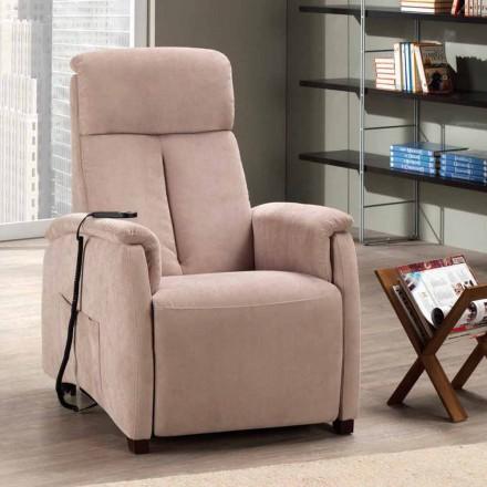 Cadeira para cadeira de elevação de motor único Via Venezia
