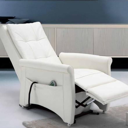 Cadeira dupla com cadeira de elevação de motor Via Roma