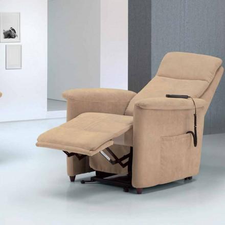 Cadeira dupla de elevação com motor de elevação Via Firenze
