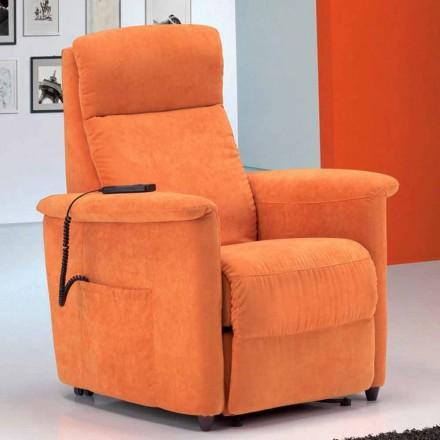Cadeira reclinável Riser Via Firenze, motor único