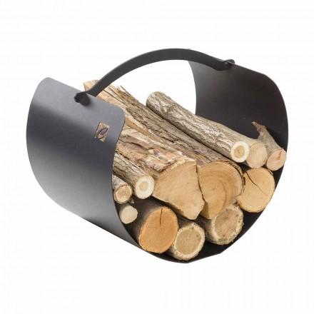 Porta-toras de aço com cabo de alta qualidade fabricado na Itália - Espero
