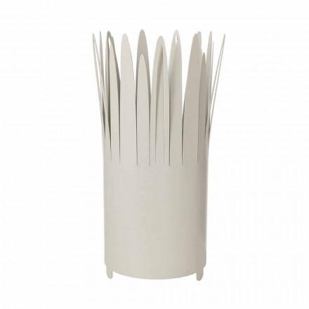 Porta guarda-chuvas de Design Moderno em Ferro com Navalha Made in Italy - Fuoco