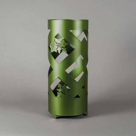 Guarda-chuva em ferro colorido de design moderno fabricado na Itália - Enrica