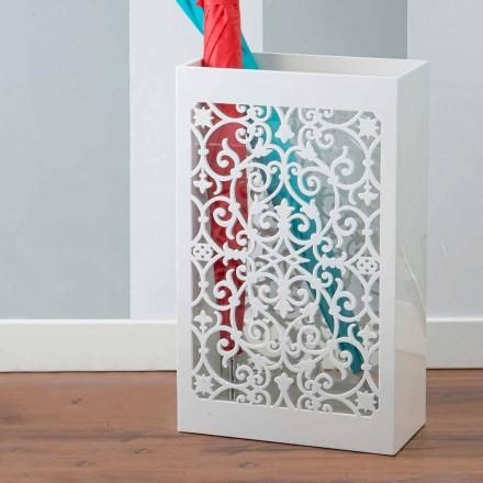 Design moderno colorido guarda-chuva de madeira com decorações em árabe - Dubai