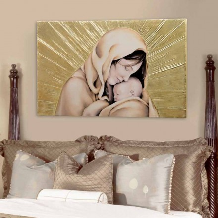 Pintura Amore Infinito por Viadurini Decor, made in Italy