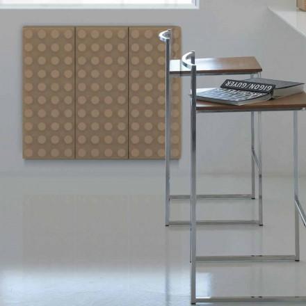 Radiador elétrico de design contemporâneo Brick by Scirocco H