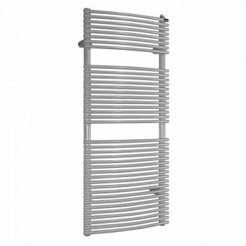 Aquecedor de toalhas de banho hidráulico com design vertical em aço 1013 W - Griffin