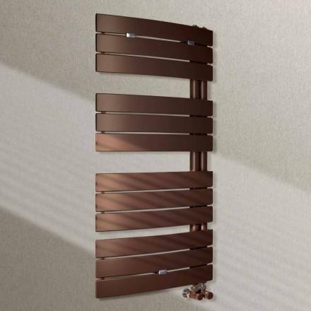 Toalheiro elétrico aquecido, design moderno, Sail by Scirocco H