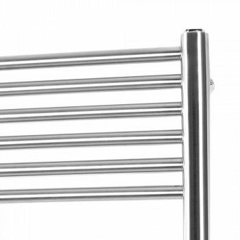 Aquecedor Elétrico de Toalhas para Banheiro Design Vertical em Aço 300 W - Italo
