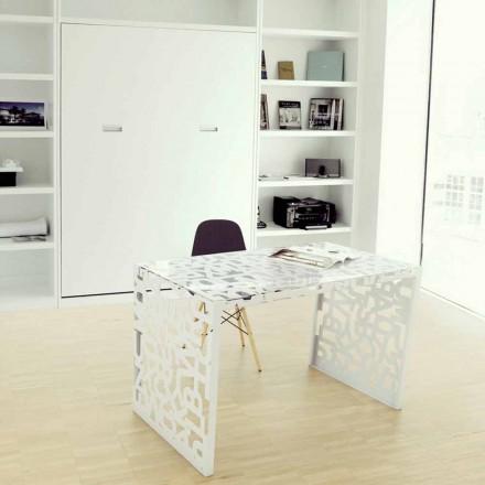 Mesa de design moderno italiano Kattedra 120x65x75 by Mabele