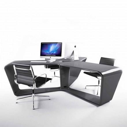 Design moderno multi pessoa mesa de escritório Ta3le, made in Italy