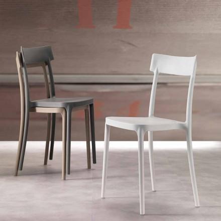 Cadeira de jantar clássica Monroe