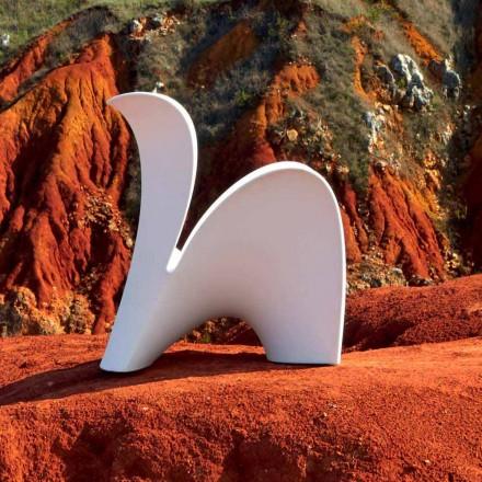 Cadeira Design para Interior ou Exterior em Plástico Colorido 2 Peças - Lily by Myyour