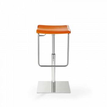 Conjunto de 2 tamboretes design Klein