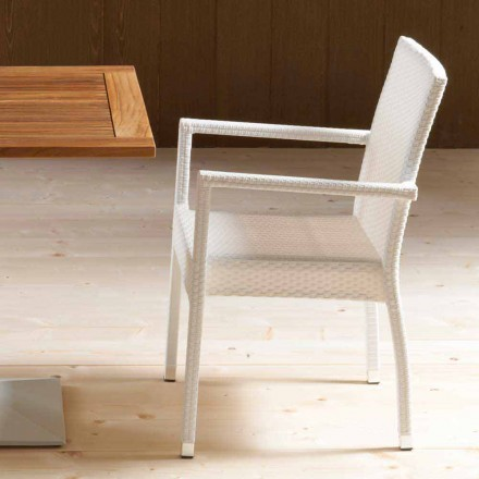 Cadeira de jardim de design moderno Portorotondo